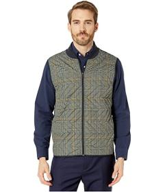 Perry Ellis Quilted Nylon Vest