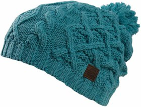 Tilley Cable Toque Hat - Girls'