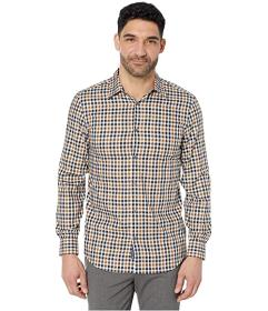 Perry Ellis Slim Fit Multi Check Shirt