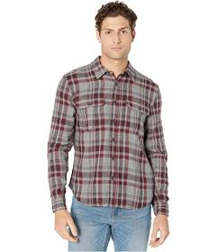7 For All Mankind Long Sleeve Double Patch Pocket