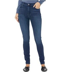7 For All Mankind The High-Waist Skinny in Authent