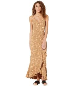L*Space Beachcomber Dot Wendy Dress Cover-Up