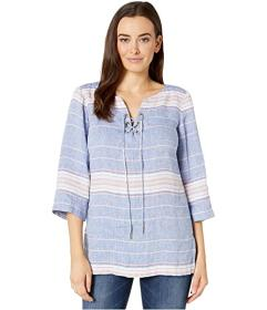 Tommy Bahama Salvation Mt Stripe Tunic