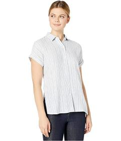 Tommy Bahama Tamil Stripe Short Sleeve Shirt