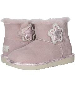 UGG Kids Mini Bailey Button II Star (Little Kid\u0