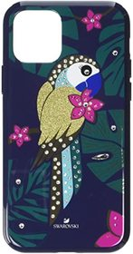 Swarovski Tropical Parrot Smartphone Case with Bum