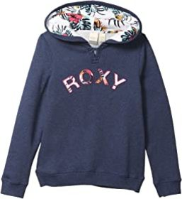 Roxy Kids Really Love A Hoodie (Little Kids/Big Ki