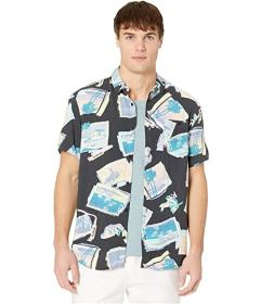 Quiksilver Vacancy Shirt Short Sleeve
