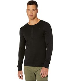 G-Star Ardor Granddad Slim R Tee Long Sleeve