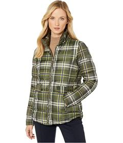 LAUREN Ralph Lauren Plaid Puffer Jacket