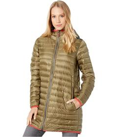 Burton Evergreen Long Down Jacket