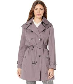 London Fog Olivia Heritage Double Breasted Trench