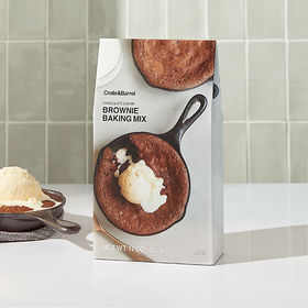 Crate Barrel Chocolate Chunk Brownie Mix