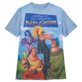 Disney The Emperor's New Groove VHS Cover T-Shirt
