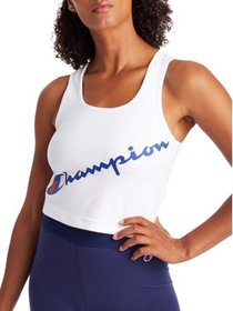Champion Womens Authentic Crop Top
