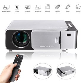Portable HD Home Theater Projector LED Video Proje
