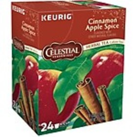 Celestial Seasonings Cinnamon Apple Spice Herbal T
