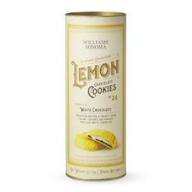 Williams Sonoma Lemon Chocolate Confection Cookies