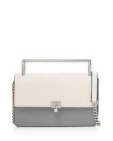 Botkier - Lennox Small Color-Block Leather Crossbo