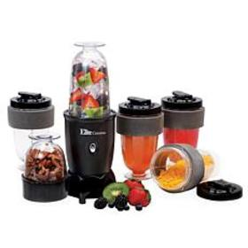 Elite Cuisine 17 Piece Personal Drink Blender with
