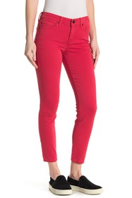 William Rast Mid Rise Perfect Ankle Crop Skinny Je