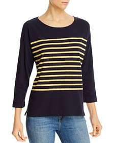 Sundry - Cotton Striped Tee