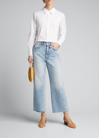 Elie Tahari Ingunn Button-Down Shirt