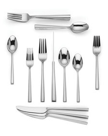kate spade new york malmo 5-piece flatware set on sale at Horchow
