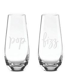kate spade new york two of a kind pop & fizz champ