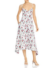 Rebecca Taylor - Esmee Cotton Midi Slip Dress