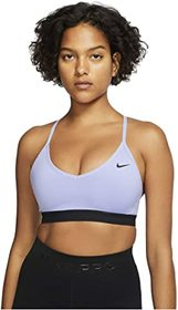 Nike Nike - Indy Light Support Sports Bra. Color L