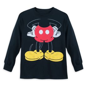 Disney I Am Mickey Mouse Long Sleeve T-Shirt for K