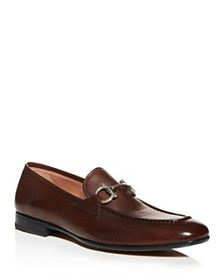 Salvatore Ferragamo - Men's Steve Gancini Leather