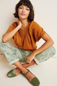 Anthropologie Belle Sweater Top