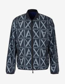 Armani TWO-IN-ONE BOMBER JACKET