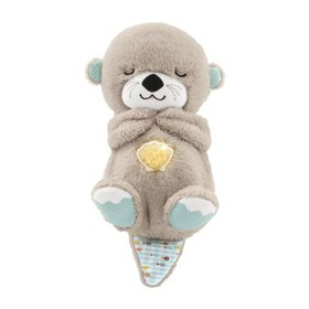 Fisher-Price Soothe 'n Snuggle Otter with Rhythmic