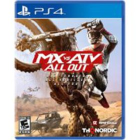 MX vs ATV All Out Standard Edition - PlayStation 4
