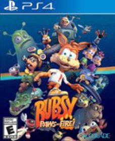 Bubsy: Paws on Fire! Standard Edition - PlayStatio