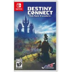 Destiny Connect: Tick-Tock Travelers Time Capsule