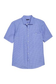 Zachary Prell Garcia Short Sleeve Printed Shirt