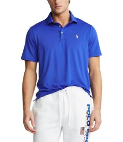 Polo Ralph Lauren Solid Jersey Performance Short-S