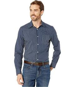 Perry Ellis Slim Fit Contrast Stripe Shirt