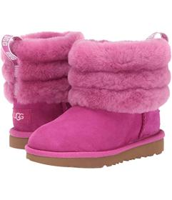 UGG Kids Fluff Mini Quilted (Toddler\u002FLittle K