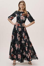 Anthropologie Yumi Kim Woodstock Maxi