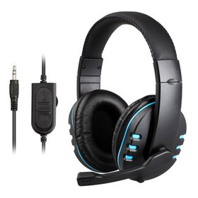 TSV Stereo Gaming Headset for PS4, XBOX One, PC, N