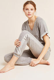 Anthropologie Cady Hacci Joggers