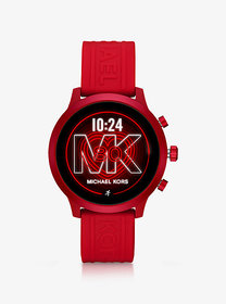 Michael Kors Michael Kors Access Gen 4 MKGO Red-To