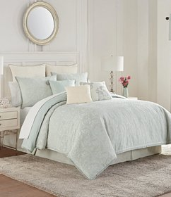 Waterford Forli Scroll Leaf Comforter Mini Set
