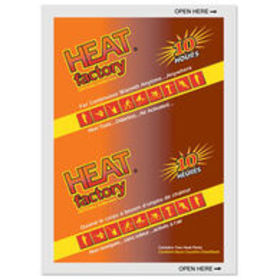 Heat Factory Mini Warmers, 2-Pack $0.94$0.99Save $