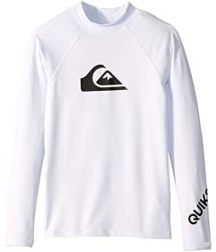 Quiksilver Kids All Time Long Sleeve Rashguard (Bi